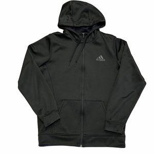 ADIDAS Fleece Lined Climawarm Hoodie Sweatshirt